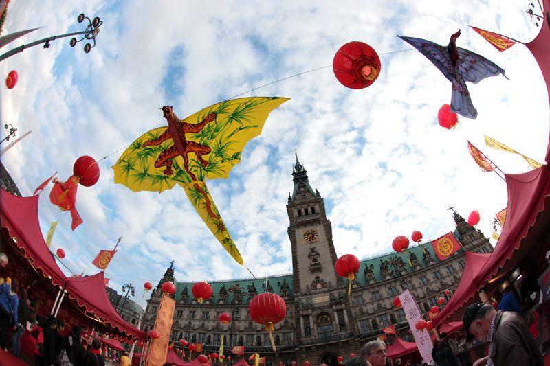 China Time Hamburg
