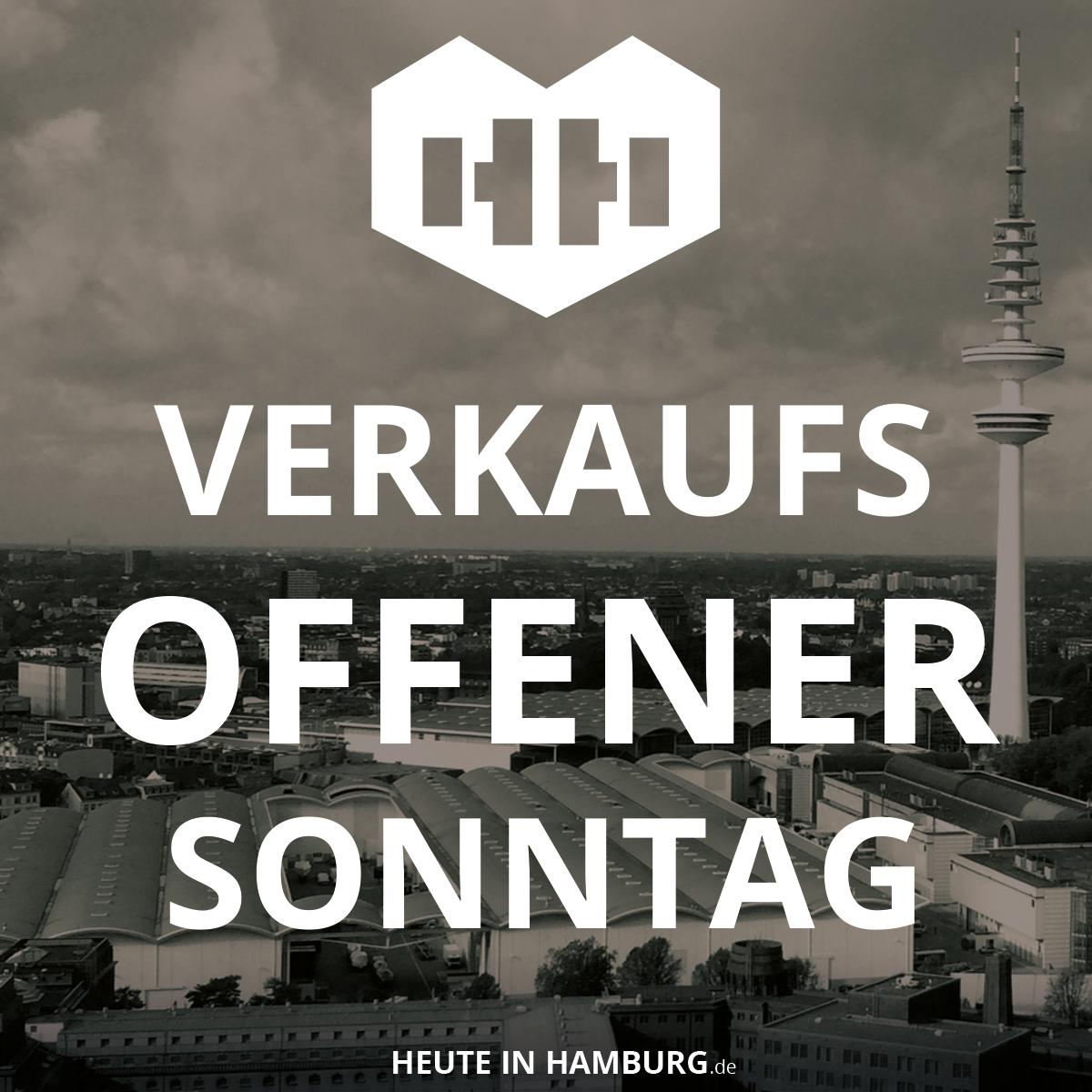 Verkaufsoffener Sonntag In Hamburg Ihr Wolltet Euch Schon Lange Um