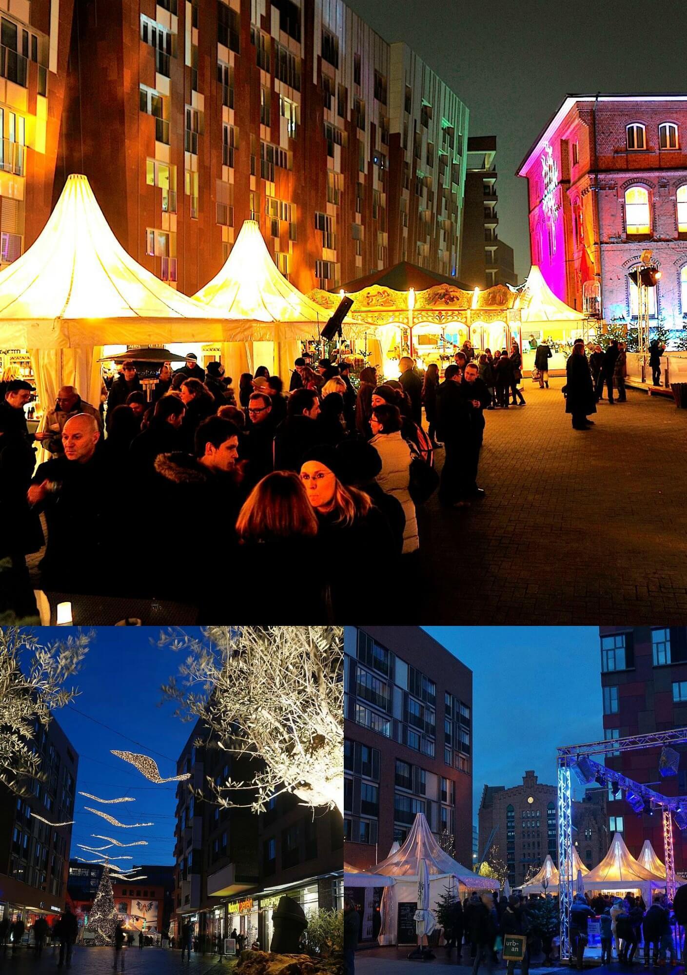 Wo Ist Weihnachtsmarkt Heute.Winterlounge Hafencity Afterwork Und Weihnachtsmarkt In Einem Event