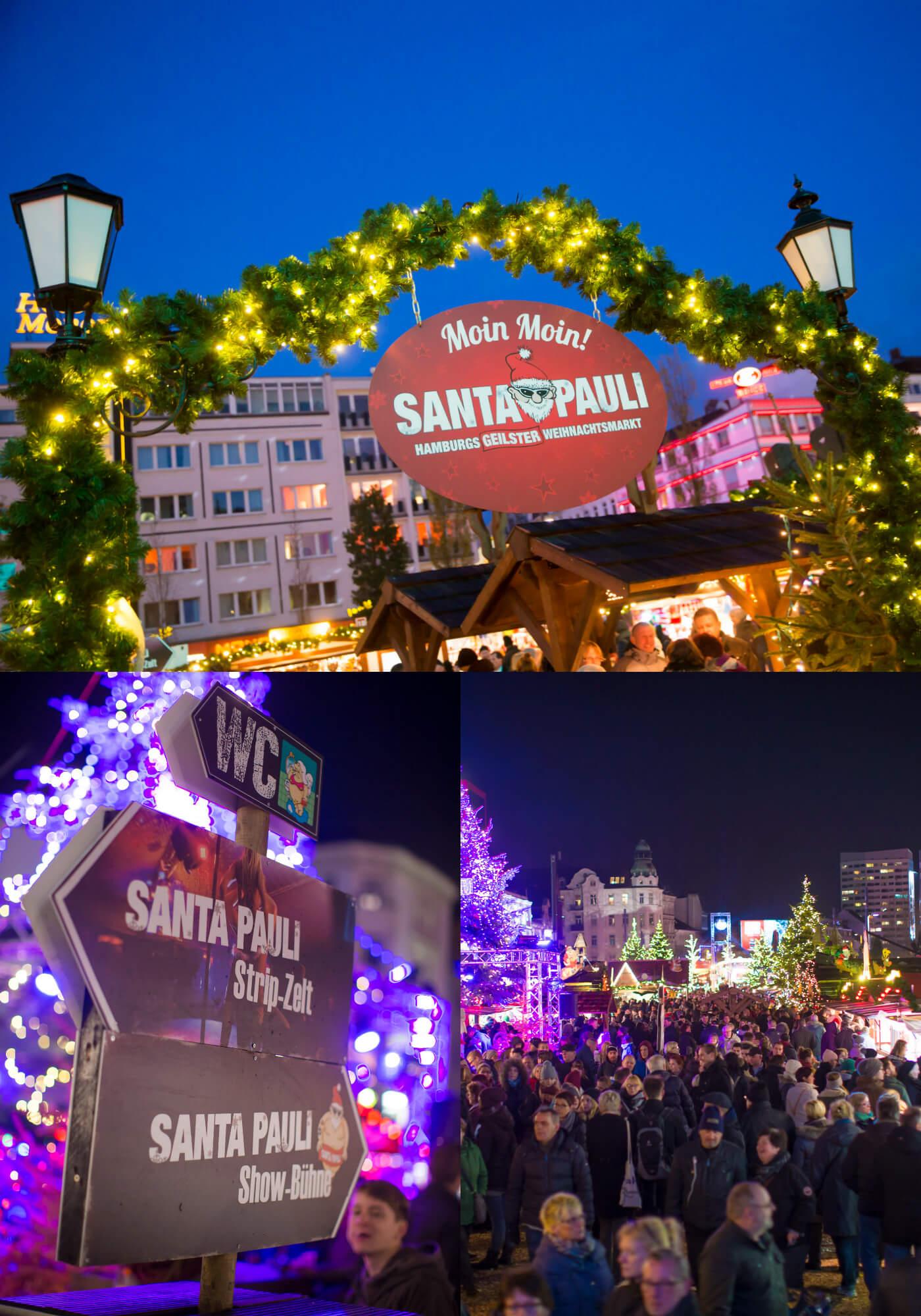 St Pauli Weihnachtsmarkt öffnungszeiten.Der Weihnachtsmarkt Bei Dem Dir Heiß Ums Herz Wird Santa Pauli
