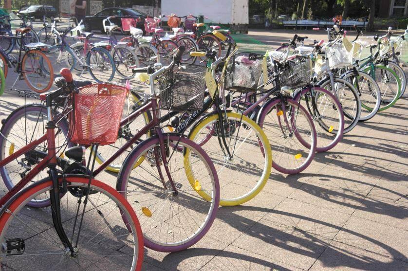 Fahrrad Flohmarkt Bremen