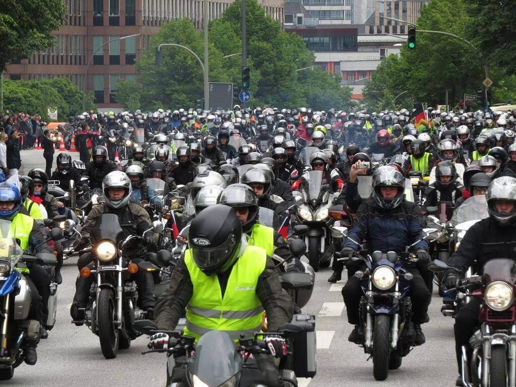 Motorradgottesdienst Hamburg
