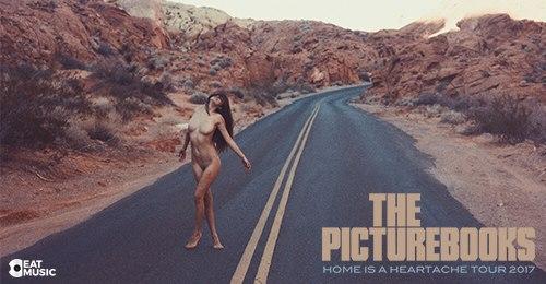 """Die Band """"The Picturebooks"""" touren durch Europa und machen einen Zwischenstopp in HH!"""