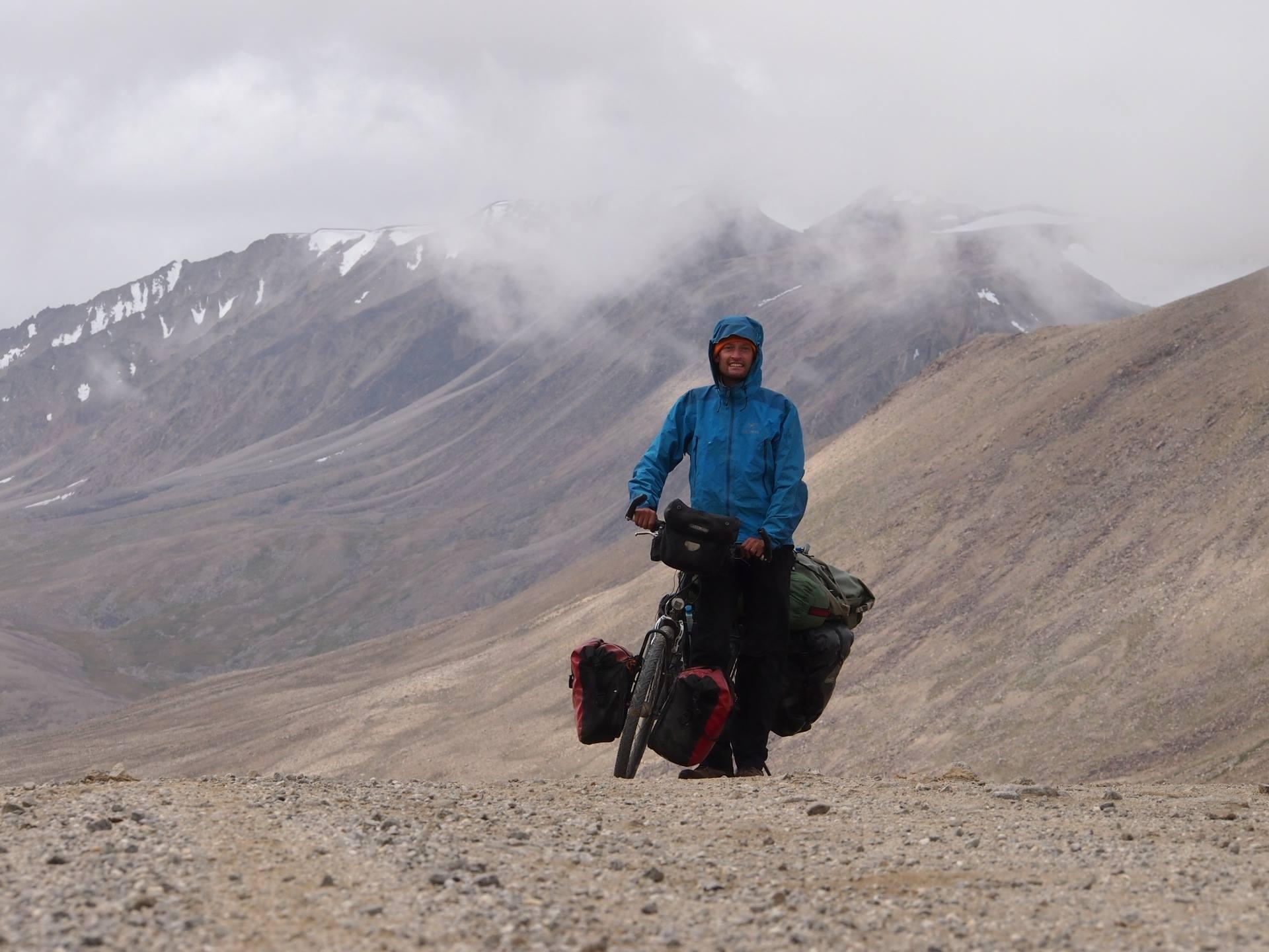 Cycling Eurasia: Mit dem Rad 27.000 km durch 22 Länder! 🚲