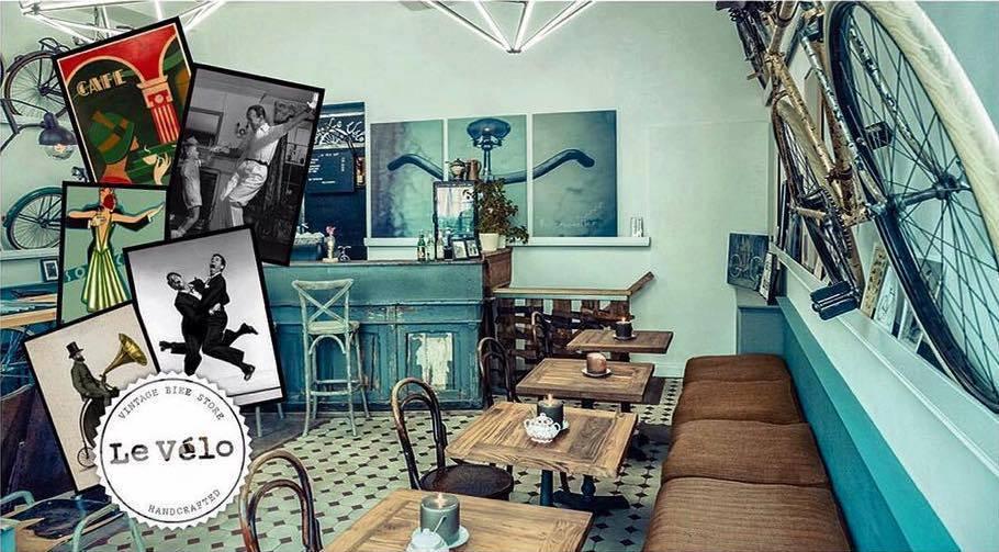 "Tanztee im ""Le Vélo"" Café lässt dich lässig das Tanzbein schwingen!"