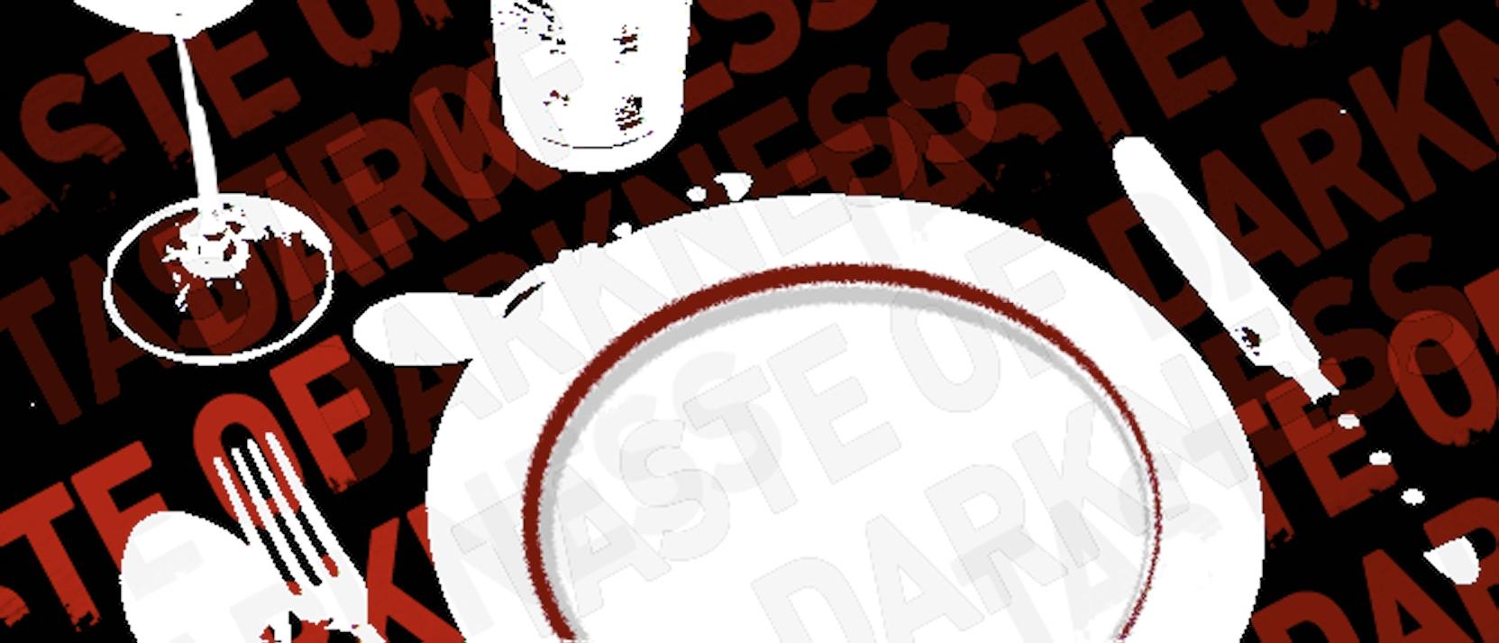 Türchen 18 🎁 Wir verlosen 2×2 Gutscheine für das Dinner in the Dark 2.0!