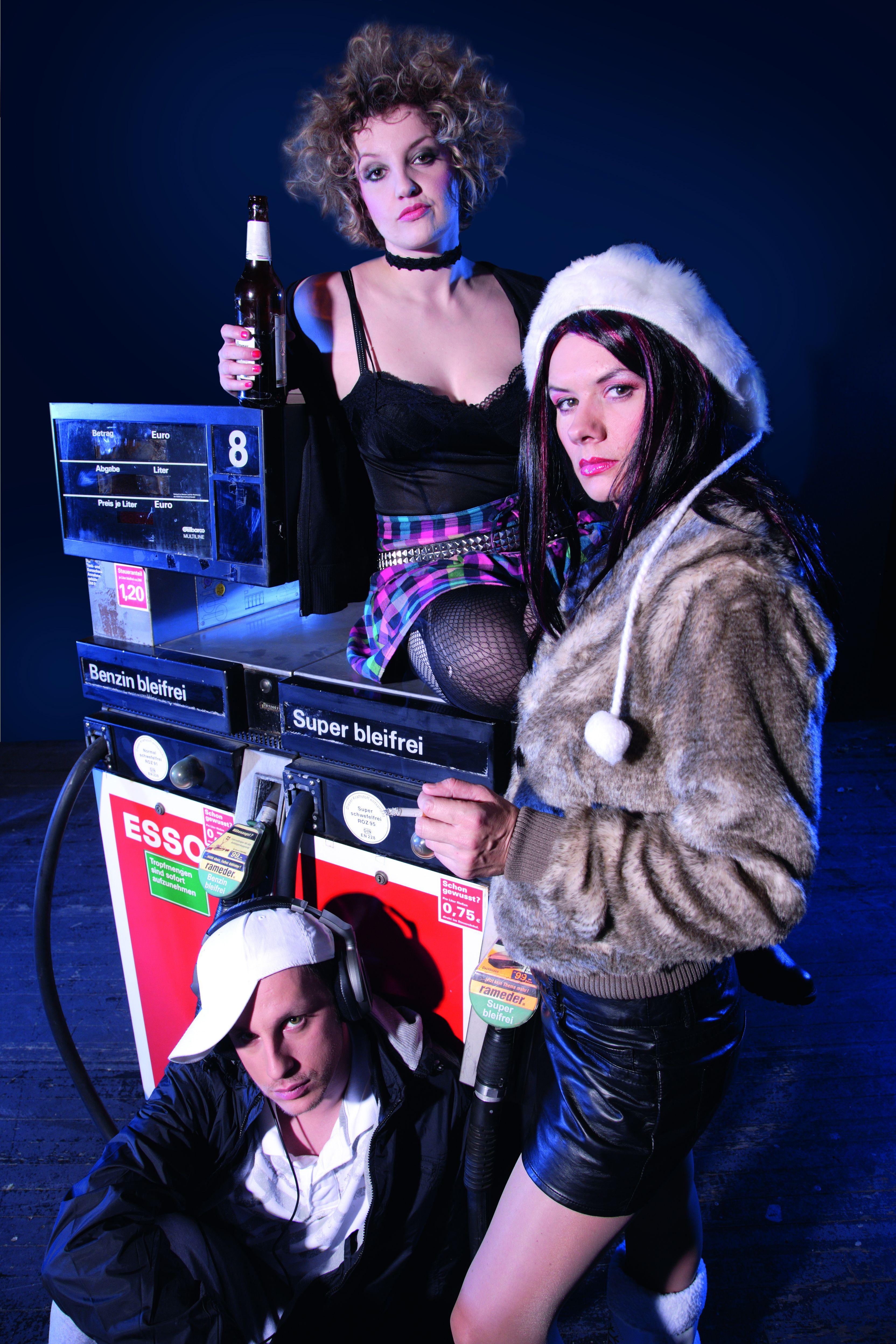 """Das Musical """"Nacht-Tankstelle"""" ist eine weihnachtliche Geschichte der anderen Art!"""