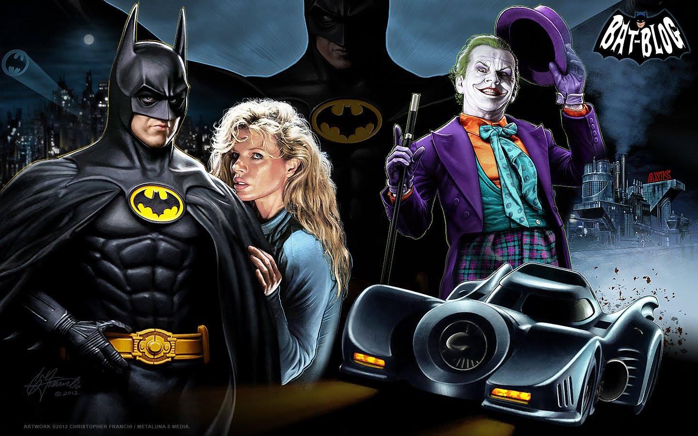Batman jagt durch den SAVOY Film Club!