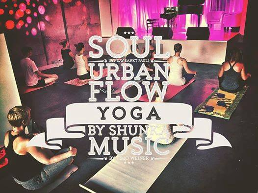 Namaste im Club: Soul Sunday Sankt Pauli lädt zum urban flow Yoga ein!