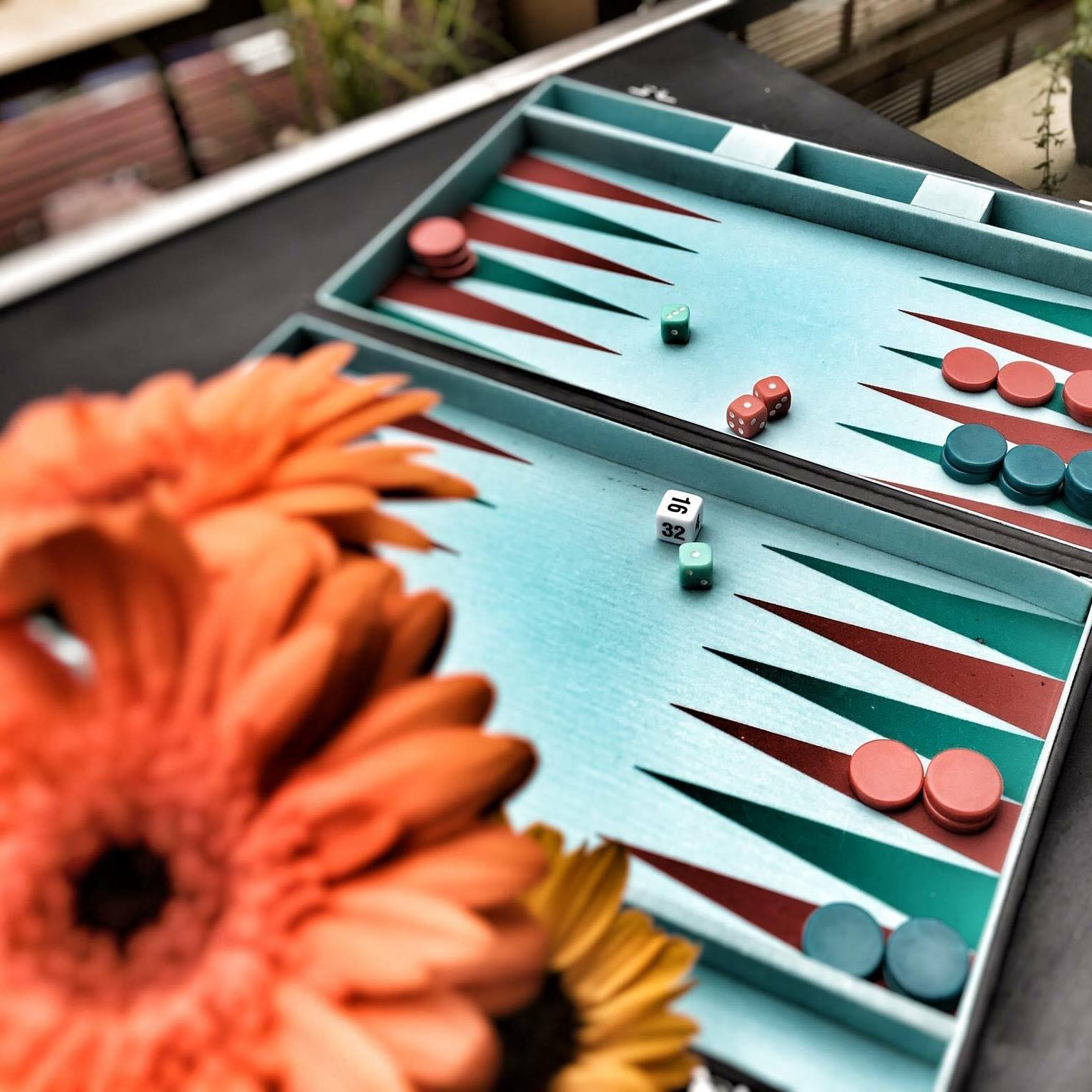 Backgammon Hamburg