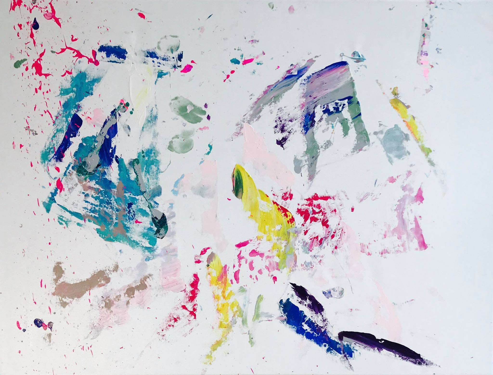 Der ONLY ART CLUB zeigt Werke des zeitgenösisschen Künstlers Paul Schrader.