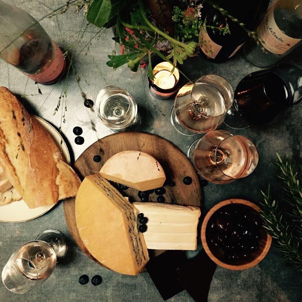 Say cheeeeese! Bei der Marktzeit dreht sich alles um Cheese & Wine. Das wird lecker.