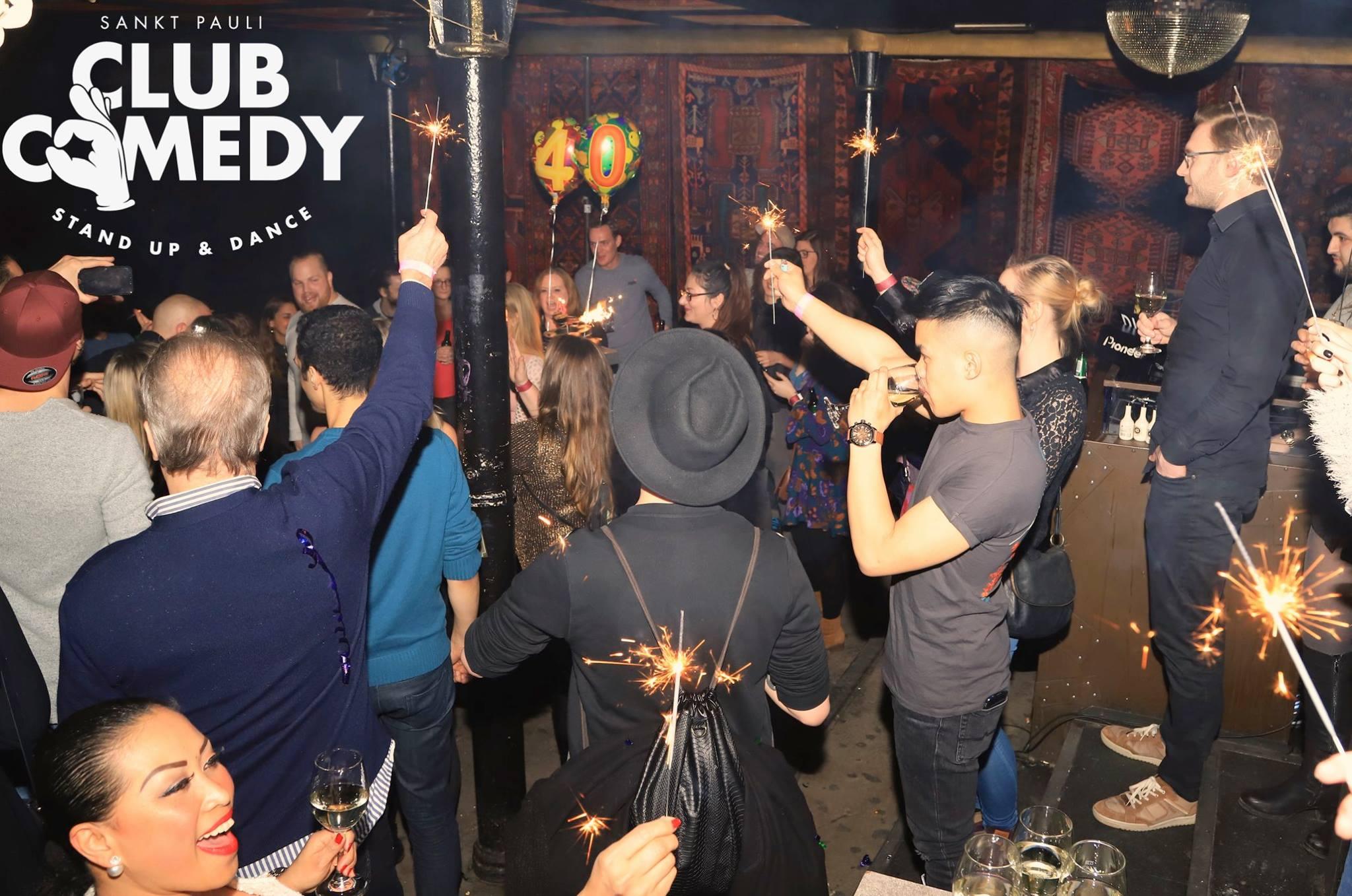 Mal wieder Tränen lachen? Dann ab zur Club Comedy # 4!