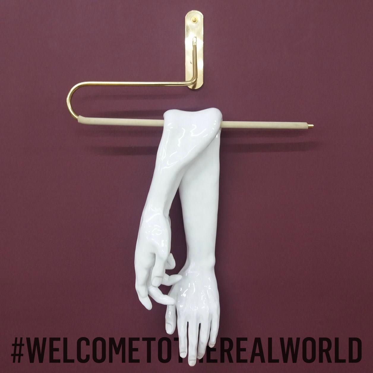 """Die Ausstellung """"WelcomeToTheRealWorld"""" zeigt die Welt, wie sie wirklich ist!"""