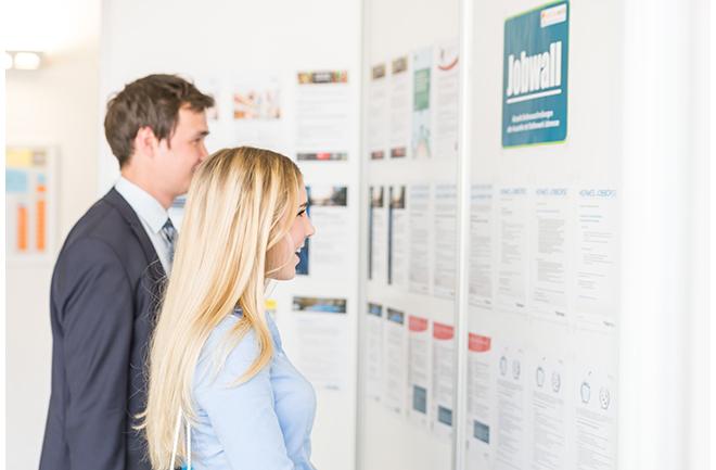 Ob Studi oder Absolvent: Auf der Stellenwerk Jobmesse findest du deinen neuen Job!