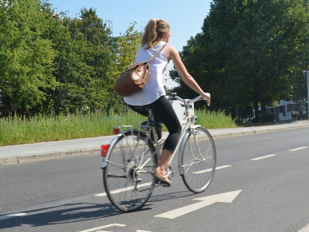 Setze bei der Fahrradsternfahrt ein Zeichen für saubere Luft!