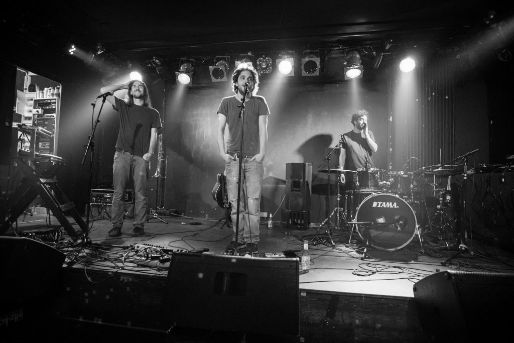 Im Gängeviertel startet das 1. Soundfest! 🎶