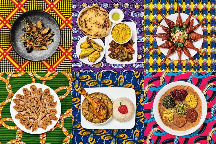 Afrika zu Besuch in Hamburg: freue dich auf traditionelles Street Food!