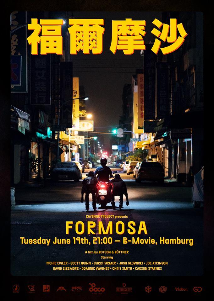 """Der Film """"Formosa"""" bietet dir spannende Einblicke in das Leben in Taiwan."""