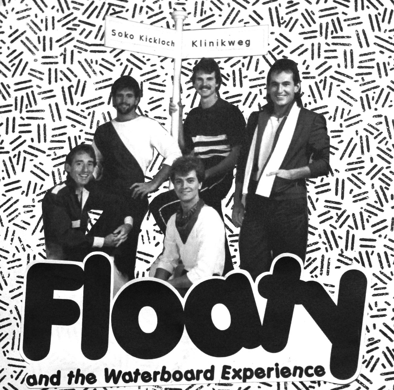 Bei der Floaty and the Waterboard Experience gibts Musik am Bootsanleger!
