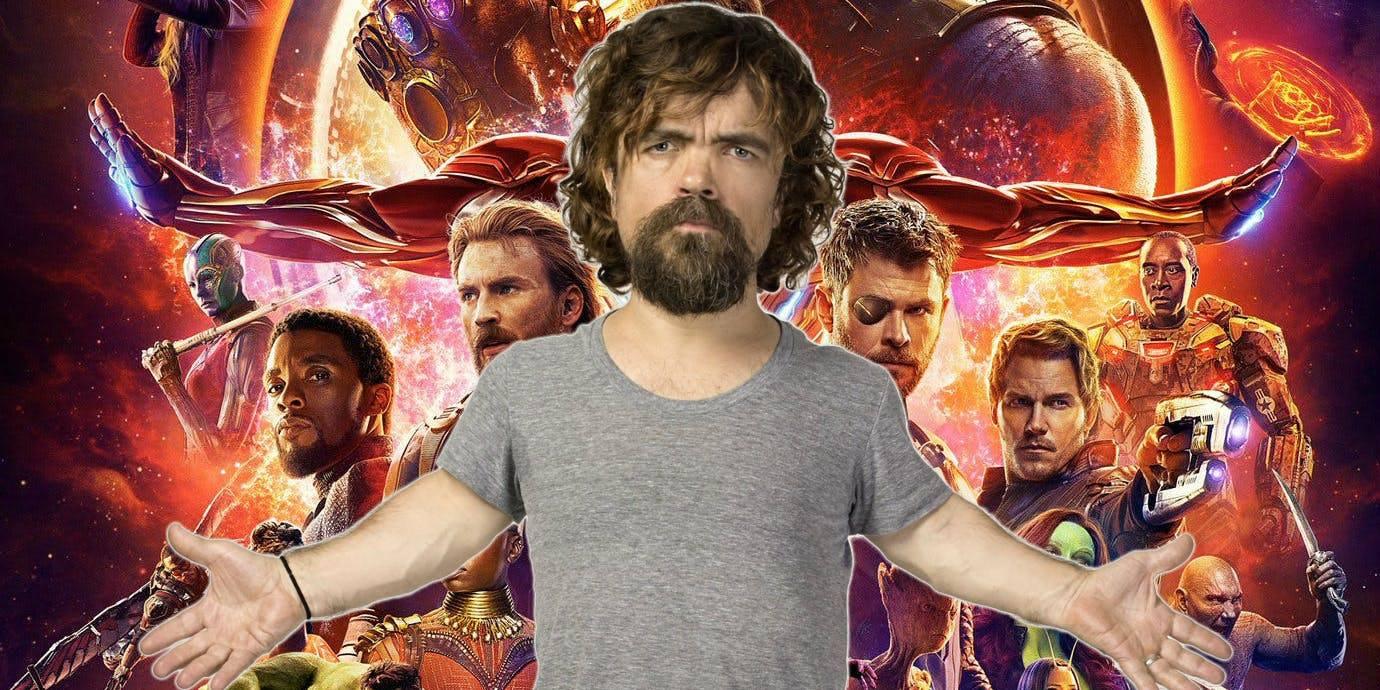 Avengers Infinity War Ov