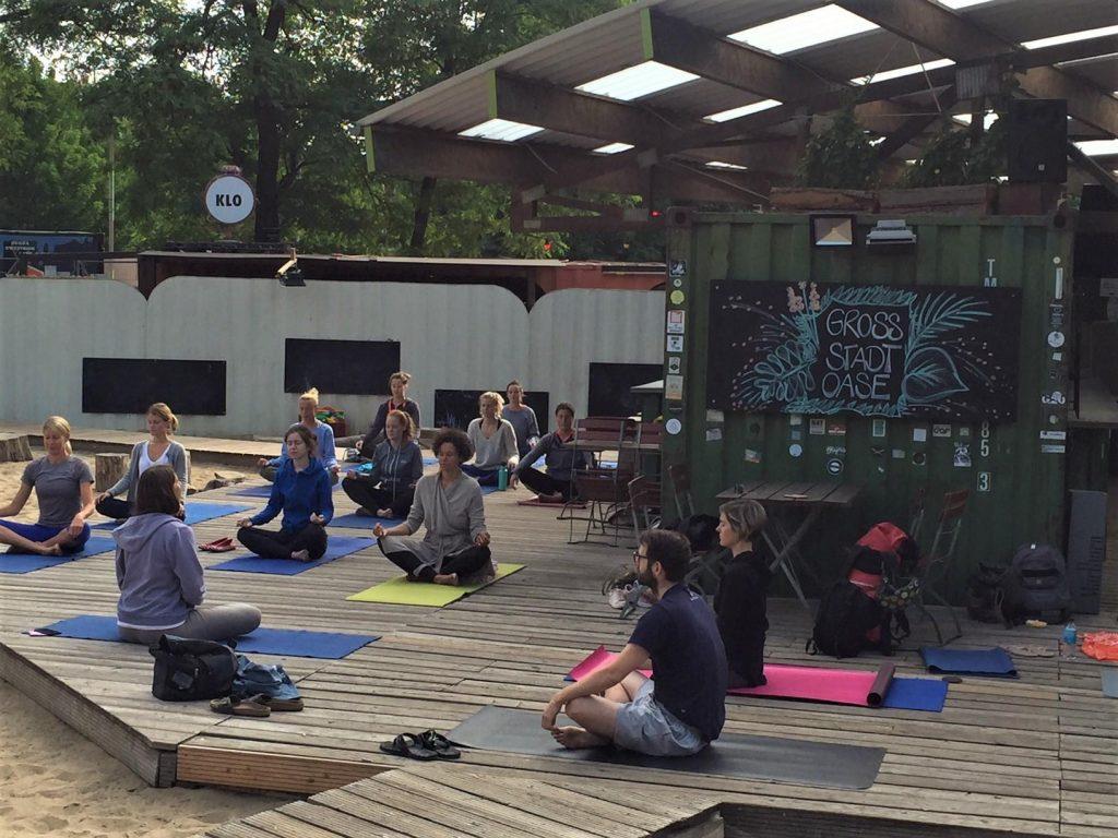 Starte sportlich in den Tag mit Sport im Central Park – kostenlos & Open Air!