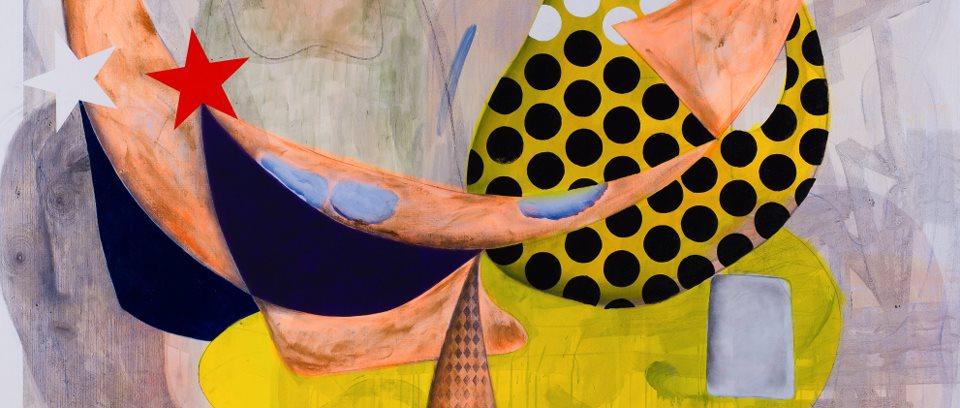 Die Young Artists Perspectives trifft die Künstler Charline von Heyl & Asger Jorn.