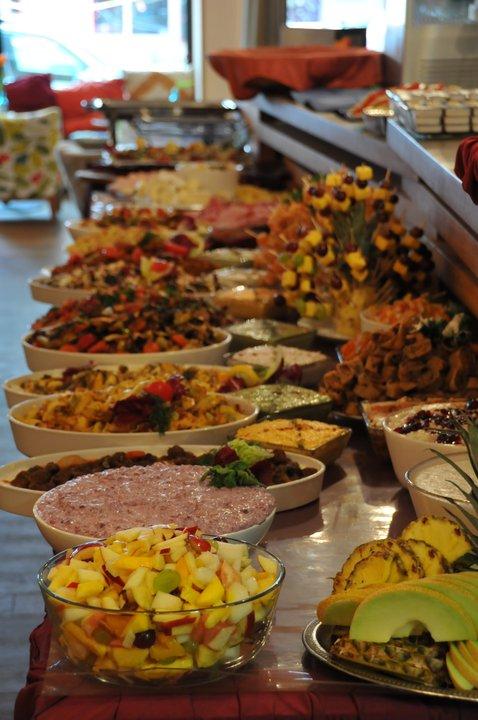 Das Café Chakra verzaubert deine Sinne mit köstlichen Leckereien!