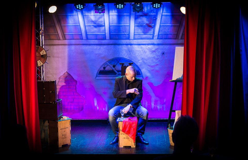 VERLOSUNG 🎉 It's magic! 3×2 Gutscheine fürs Zaubertheater Wunderkontor zu gewinnen!