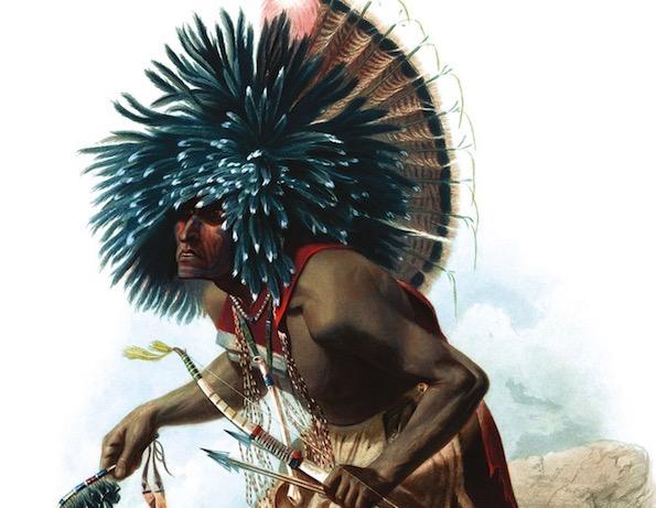 """""""Indianer – Verlorene Welten"""" hinterfragt gängige Klischees."""