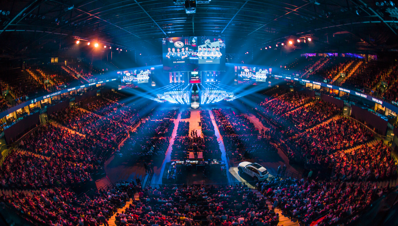 Esl One Hamburg Tickets