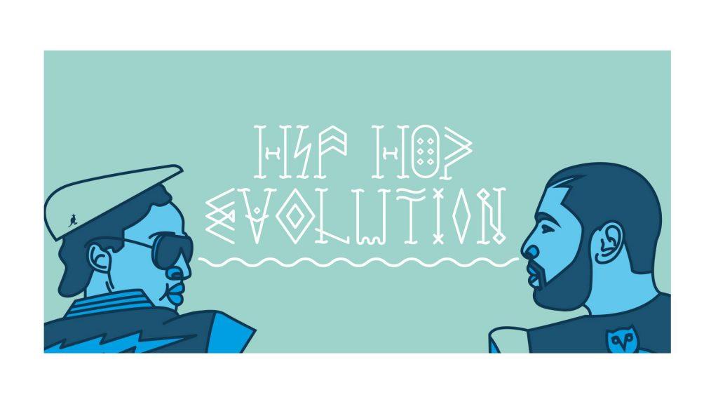 Hip Hop Evolution nimmt dich auf eine HipHop-Zeitreise im Bunker!