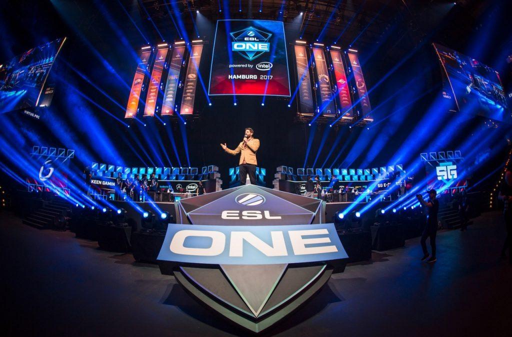 VERLOSUNG 🎉 Gamer-Fan? Gewinne 5×2 Logenplätze für die ESL One am 28.10.! 🎮