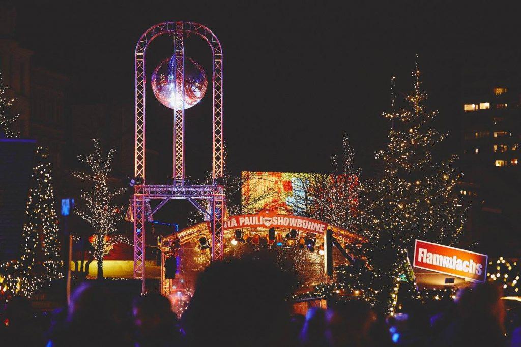 Santa Pauli – Hamburgs geilster Weihnachtsmarkt ist wieder am Start.