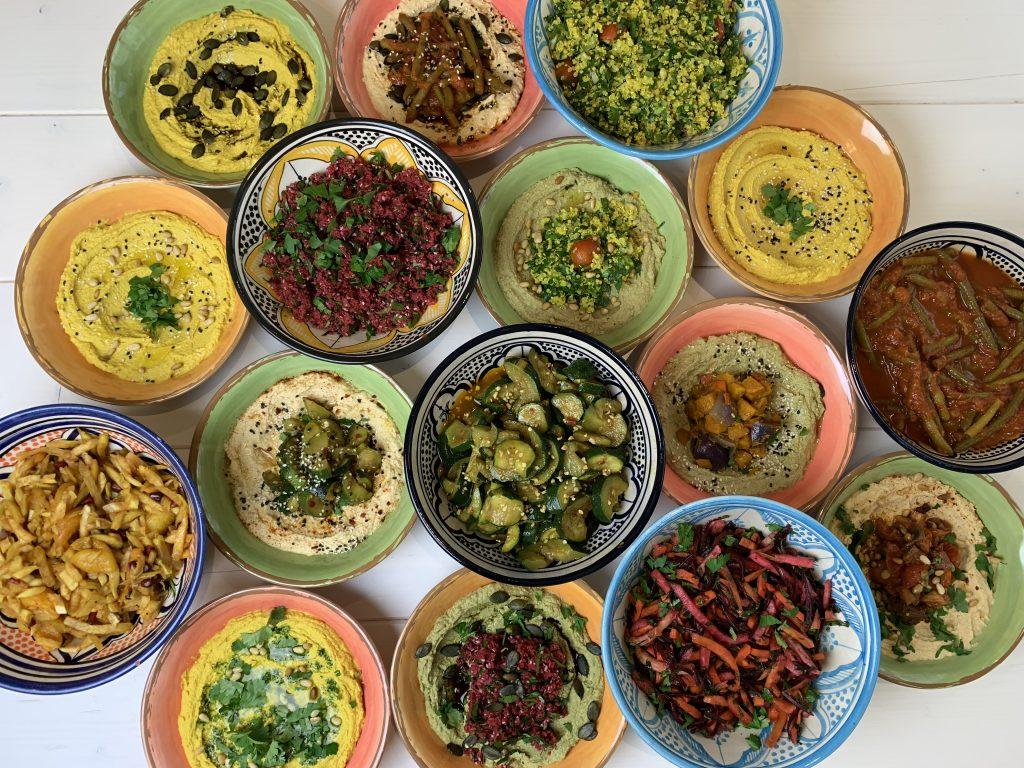 VERLOSUNG 🎉 Hummus-Lover aufgepasst: Wir verlosen 5 Bowl-Menüs mit homemade Limo!