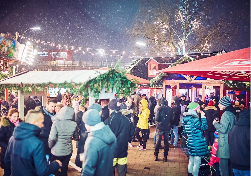 verlosung weihnachtsmarkt hambergen