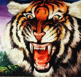 """Ausstellung & Film: """"Der Tiger von Eschnapur"""" brüllt dir beim Cinefest in die Ohren!"""