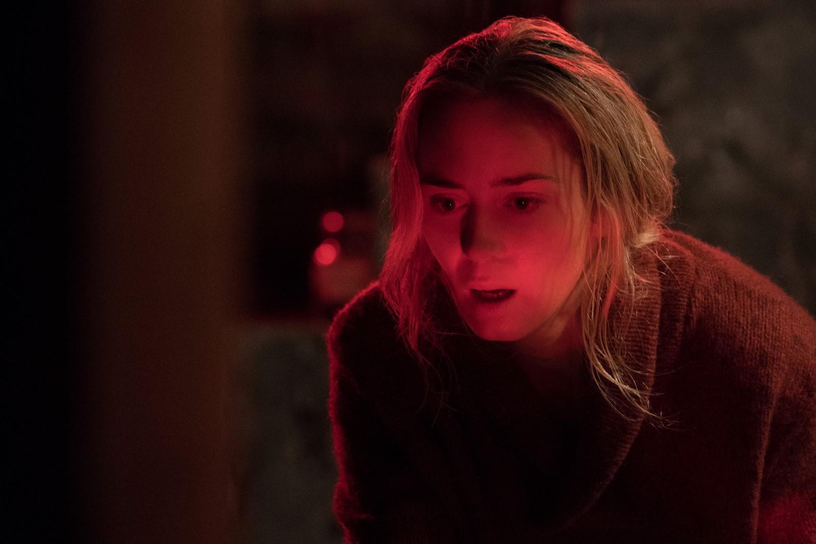 """Ein Laut und 😵: Der Horrorfilm """"A Quiet Place"""" hält dich am Kinosessel gefesselt."""