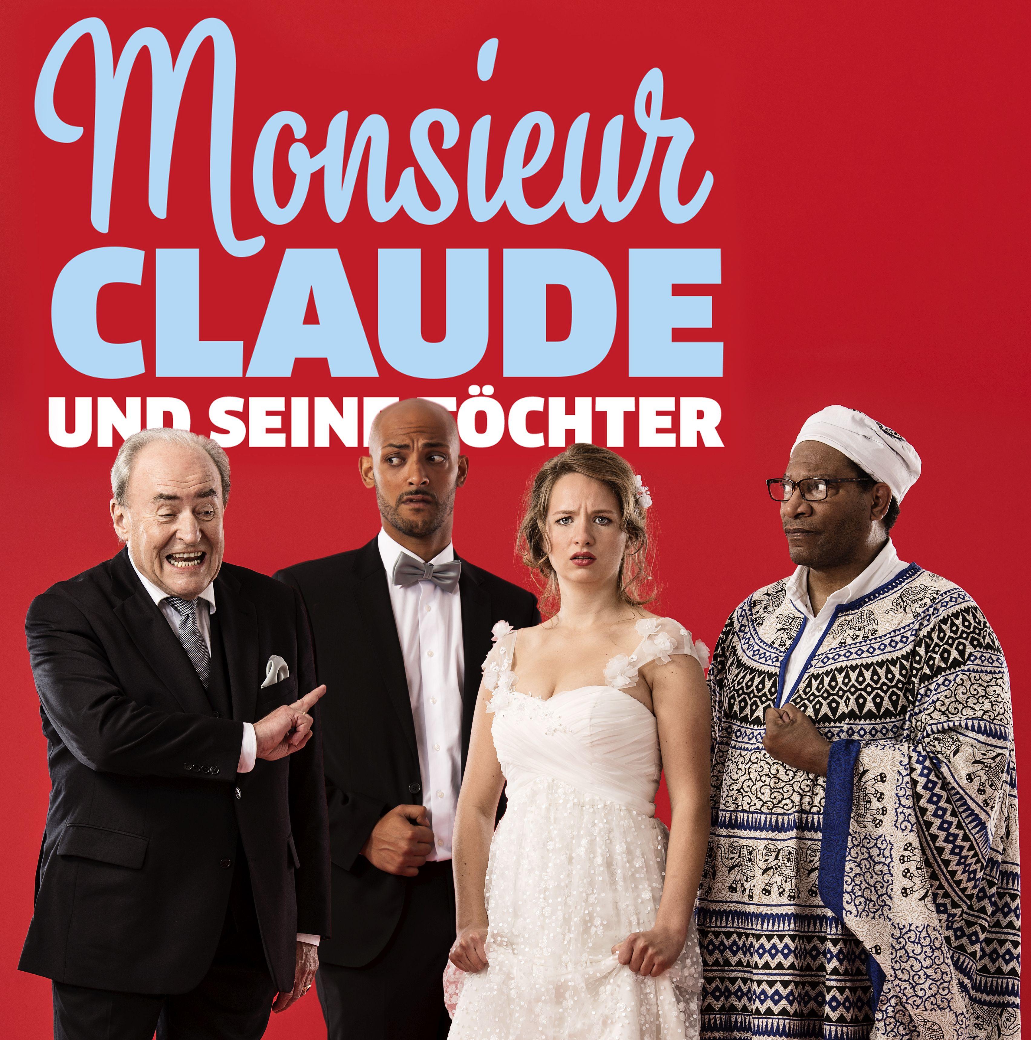 Missue Claude Und Seine Töchter
