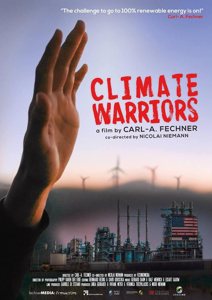 """Die Doku """"Climate Warriors"""" macht auf die globale Erwärmung aufmerksam."""