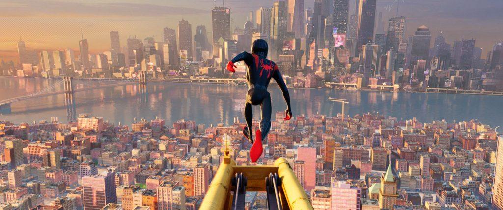 """Trete in ein neues Universum ein: der neue """"Spider-Man""""(OV)! 🕸"""