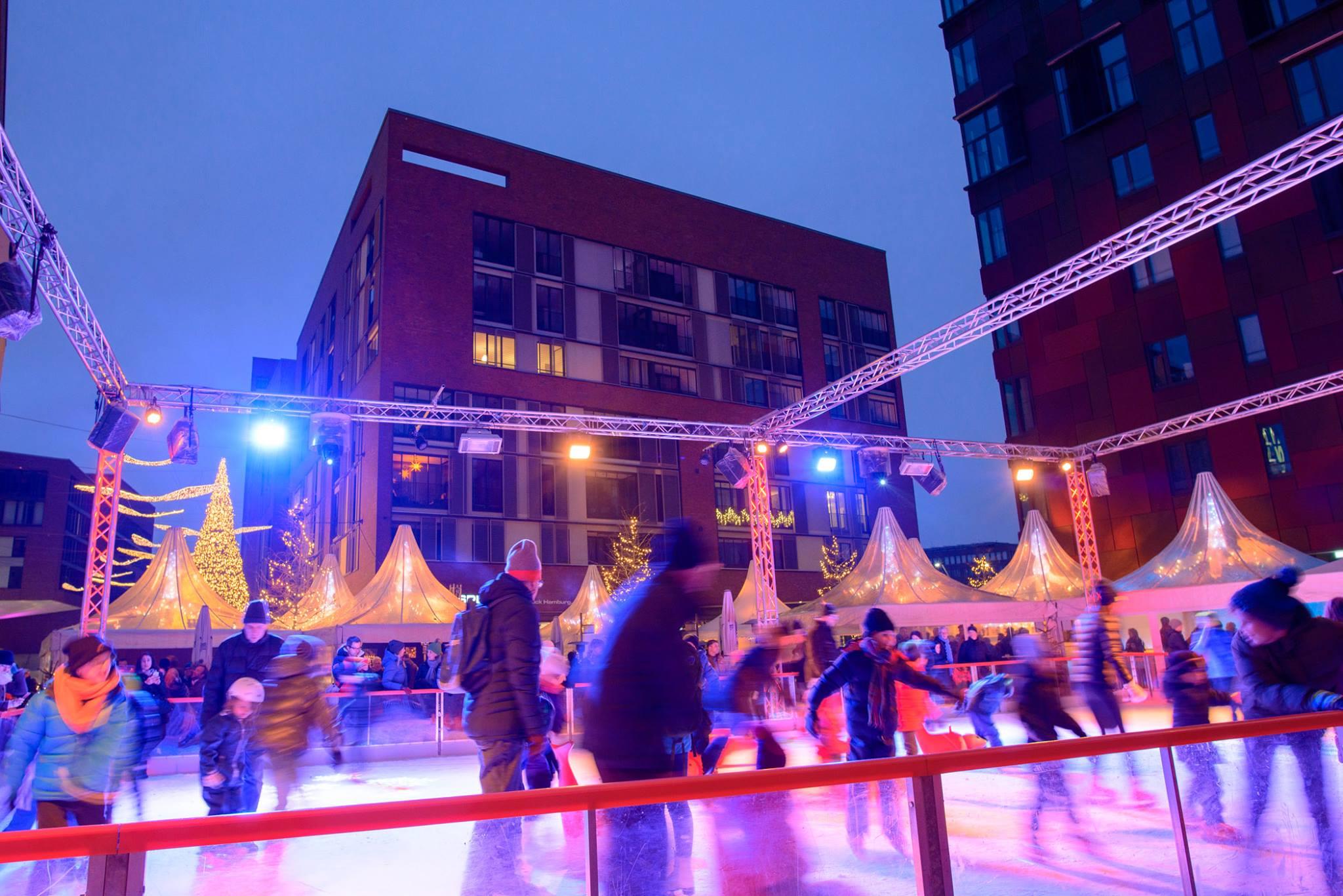 Die WinterLounge in der HafenCity lädt zum weihnachtlichen AfterWork ein!