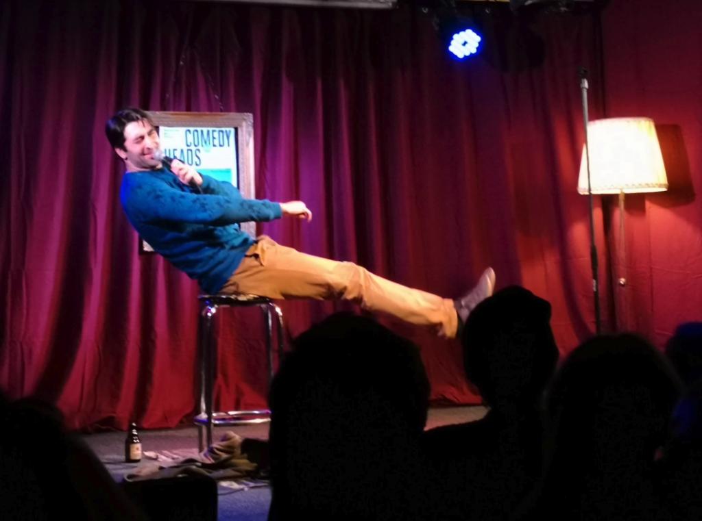 """Witz-Großeltern & frische Scherzkekse rocken die """"Comedyheads Stand-Up Show""""!"""