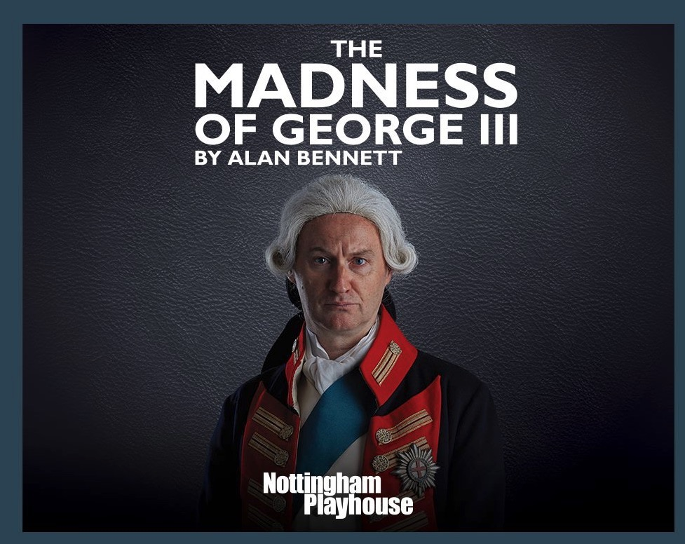 Erlebe englisches Theater auf Leinwand: The Madness of George III.