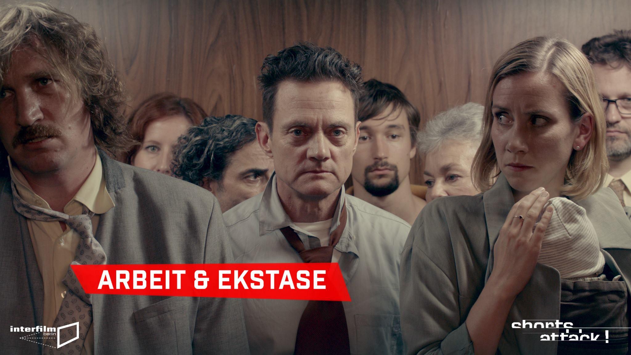 """Bei der Shorts Attack drehen sich alle Kurzfilme um """"Arbeit und Ekstase""""."""