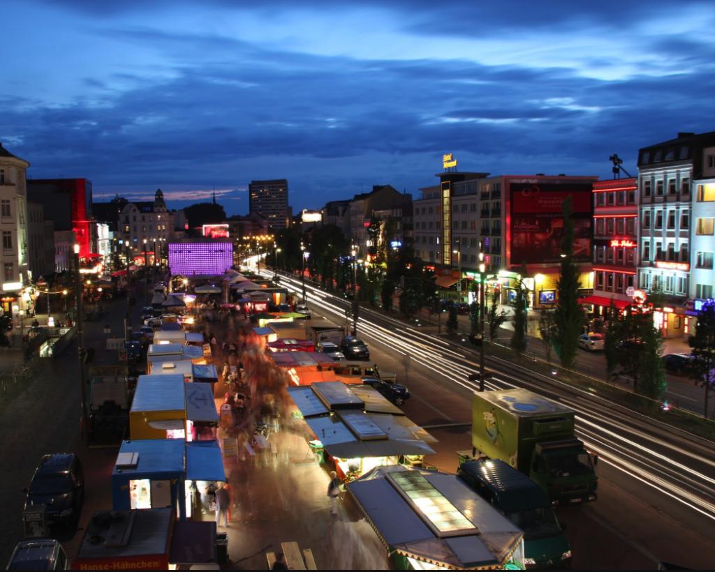 Satt & glücklich: der St. Pauli Nachtmarkt versorgt dich!