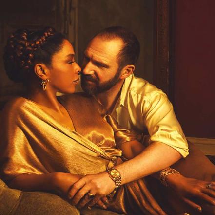 """Das English Theatre zeigt Shakespeare's """"Antony & Cleopatra"""": Ungestüme Liebe!"""