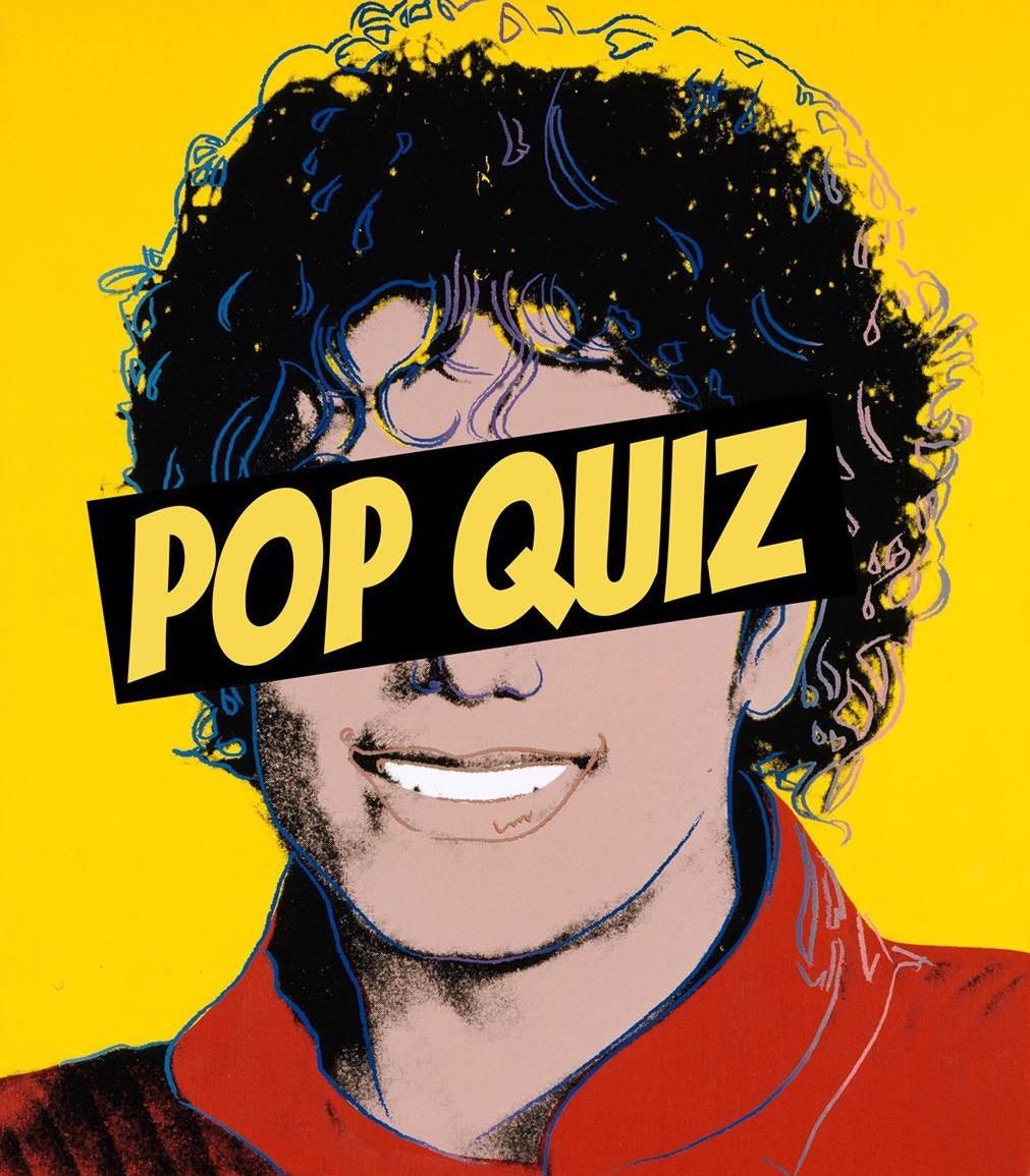 Die Popkultur ist Queen beim Pop Quiz: Es dreht sich alles um die 90er!