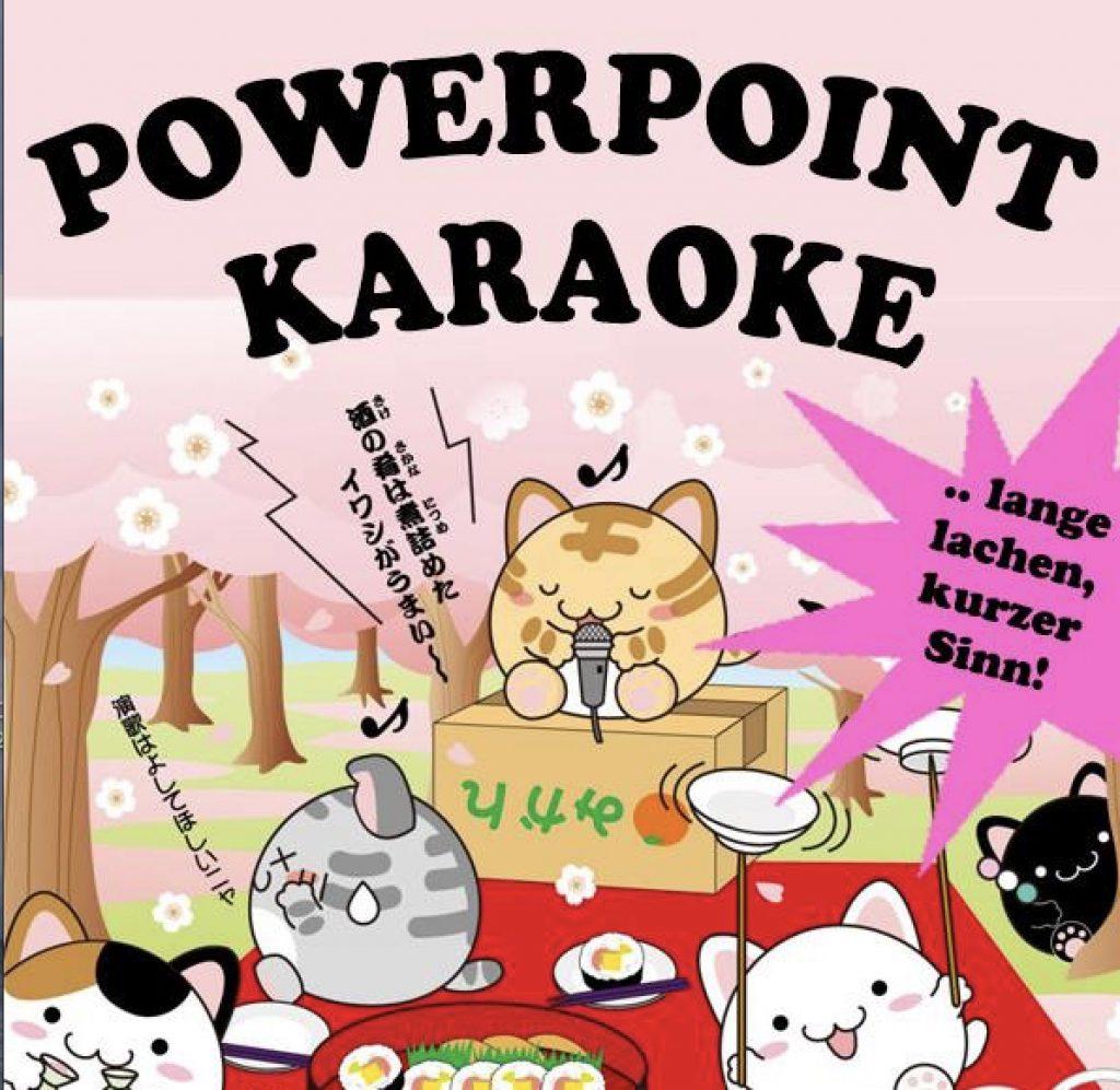 Was haben eine Powerpoint-Präsi und Karaoke gemeinsam? Das Molotow natürlich!