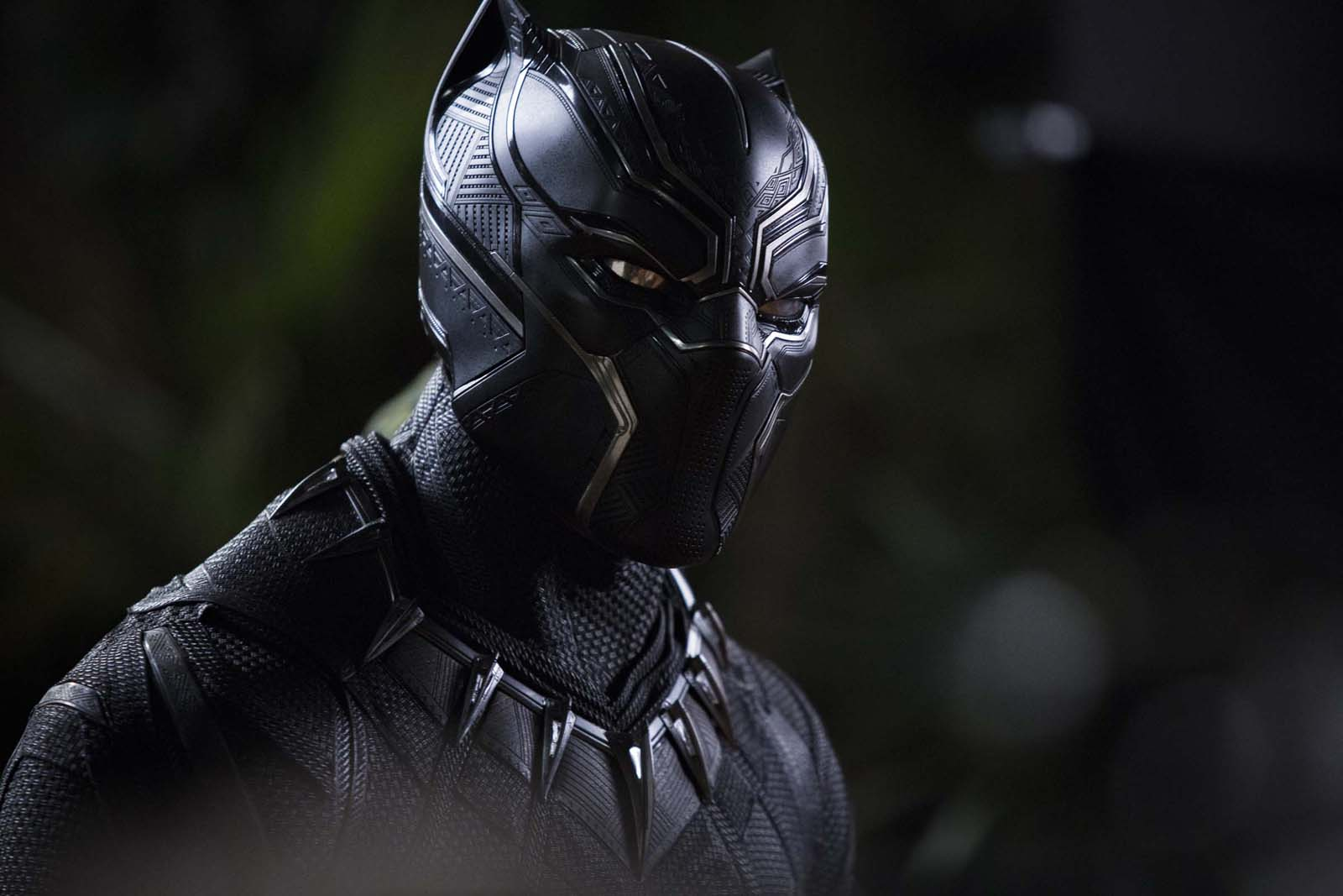 Black Panther ist der neue Superheld der Walt Disney Studios!